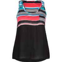 Amazon.com: FULL TILT Color Block Womens Tank: Clothing