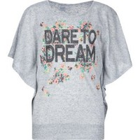 Amazon.com: FULL TILT Dare To Dream Girls Tee: Clothing