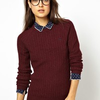 Jack Wills Cable Knit Jumper at asos.com
