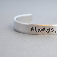 AlwaysUntil the Very End Snape Lily Harry by TheCopperFoxShop