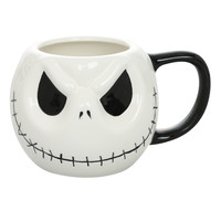 The Nightmare Before Christmas Jack Ceramic Mug | Hot Topic