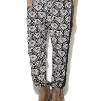 Tuxedo Inset Pant  | Shop Just Arrived at Wet Seal