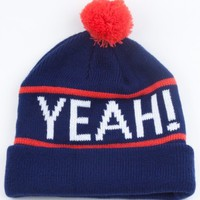 Glamour Kills Clothing - Hell Yeah Beanie