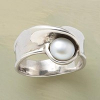 PEARL'S NEST RING - Single Stone - Rings - Jewelry | Robert Redford's Sundance Catalog