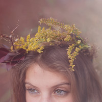 DIY Fall Crown - Free People Blog