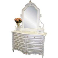 Little Princess Dresser : Lavender Fields at PoshTots