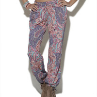 Paisley Soft Pant  | Shop Just Arrived at Wet Seal