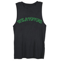 WHATEVER Tank by tragicyouth on Etsy