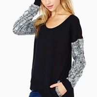 Night Gaze Sweater
