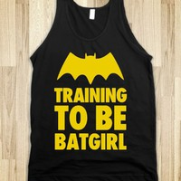Training to be Batgirl