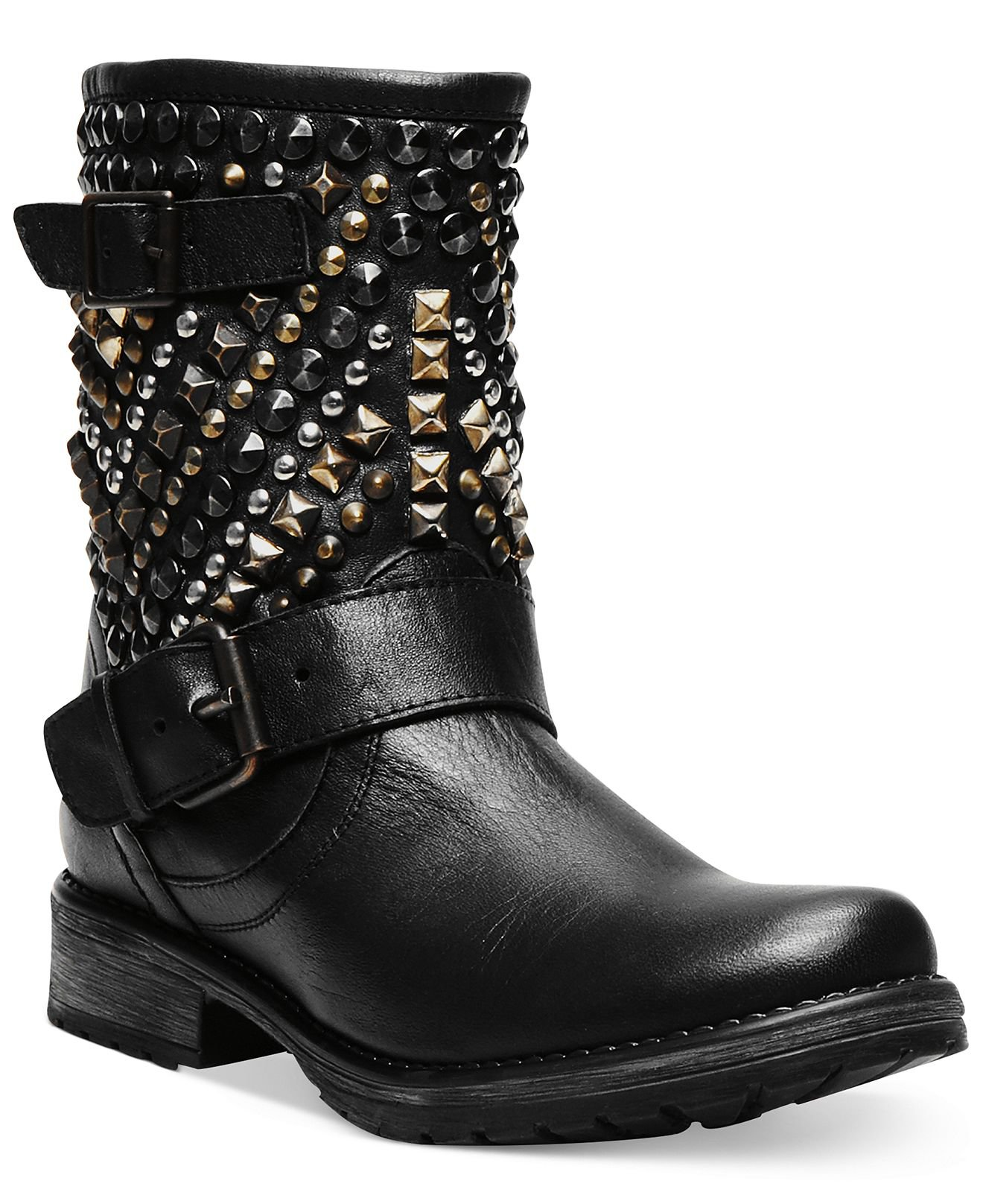 Steve Madden Boots Sale: starting at UNDER $50 with FREE Shipping! Save Up to 50% Off Steve Madden boots, ankle boots, booties chukka boots, over the knee & more - Over 50 styles available.