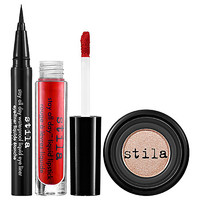 Sephora: Stila : Holiday Essentials Kit  : makeup-value-sets