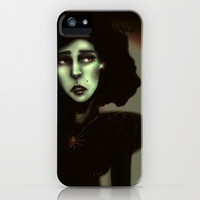 Wise in Witchcraft iPhone & iPod Case by Ben Geiger