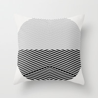 C2 Throw Pillow by Georgiana Paraschiv