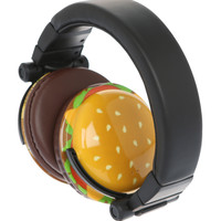 Cheeseburger Stereo Headphones | Hot Topic