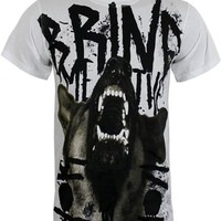 Bring Me The Horizon Alsation Men's T-Shirt - Offical Band Merch - Buy Online at Grindstore.com