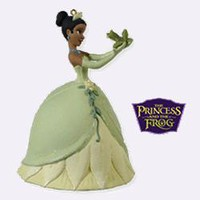Disney - Just One Kiss - The Princess And The Frog - 2010 Hallmark Ornament
