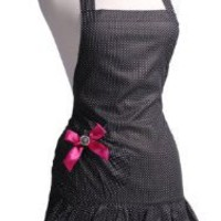 Flirty Aprons Women's Marilyn, Sugar n' Spice