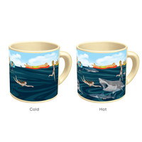 SHARK MUG | Personalized Mugs, Custom Mugs, Tea Cups | UncommonGoods