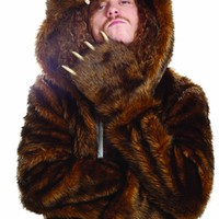 Workaholics Official Bear Coat Costume
