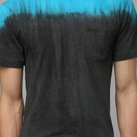 Character Hero Pocket Dip-Dye Tee - Urban Outfitters