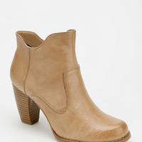 BC Footwear Busy Body Heeled Ankle Boot - Urban Outfitters