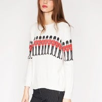 Toy soldier sweater - Shop the latest Fashion Trends