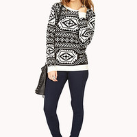 Out West Raglan Sweater