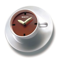 INFMETRY::  Coffee Cup Style Wall Clock - Home&Decor
