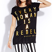 Lady Rebel Tee