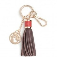 Boutique Mermaid Tassel Keychain - Copper