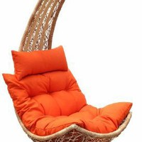 Amazon.com: Birgitte - Urban Balance Curve Porch Swing Chair Great Hammocks - DL021TW: Home &amp; Kitchen