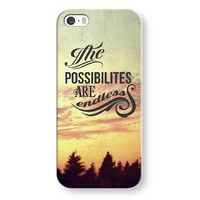 the possibilities are endless iPhone & iPod case by Sylvia | Casetagram