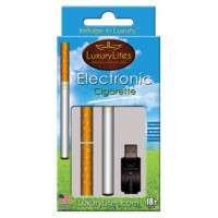 Luxury Lites E-Cigarette Mini Kit