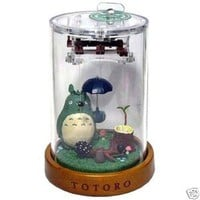 RARE JAPAN MY NEIGHBOR TOTORO  ACTIVE SCENE MUSIC BOX