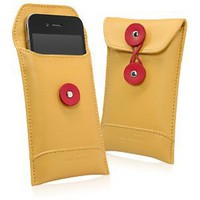 Manila iPhone 4S Leather Envelope