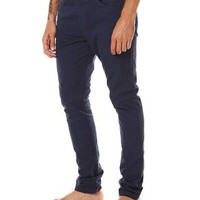 SURFSTITCH - MENS - JEANS - SLIM - RVCA JEANOS JEAN - INDIGO