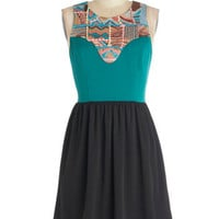 Ticket to Telluride Dress | Mod Retro Vintage Dresses | ModCloth.com