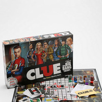 The Big Bang Theory Clue Board Game
