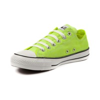 Converse All Star Lo Sneaker, Neon Yellow, at Journeys Shoes