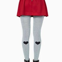 Heart You Mean It Tights