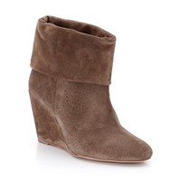 Ba&sh Suede Wedge Heel Boots, 2 Colours