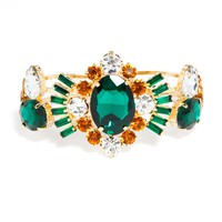 Emerald Anastasia Bangle