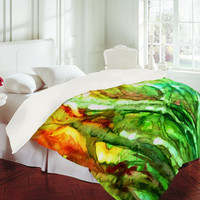 DENY Designs Home Accessories | Rosie Brown Seagrass Duvet Cover