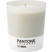 Pantone Scented Candle 12-0404 - Apple and Cedar Wood - 45hr