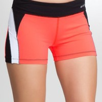 Coral Colorblock Short - BEBE SPORT