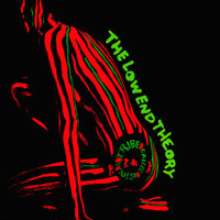 Tribe Called Quest : Low End Theory (LP, Vinyl record album)