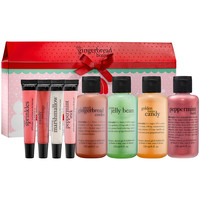 Sephora: Philosophy : The Gingerbread House Set : bath-gift-sets
