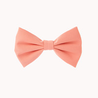 Timeless Bow Barrette