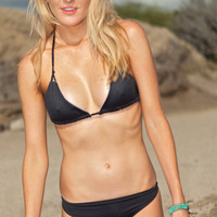 CREATE Your OWN: Hanapepe REVERSIBLE Braided Triangle Slider Bikini Top